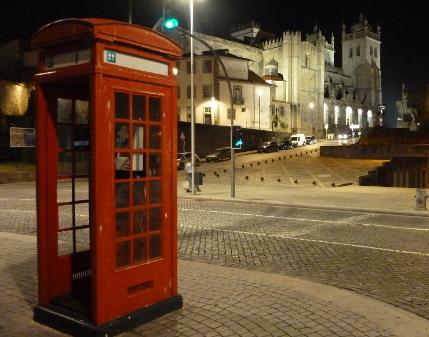 Londres y la Sé de Oporto