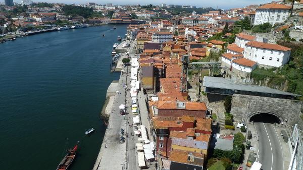 Oporto a orillas del Duero