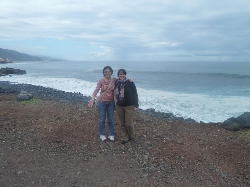 Lo malo de irse a Tenerife de resaca es el destemple que llevaba encima...