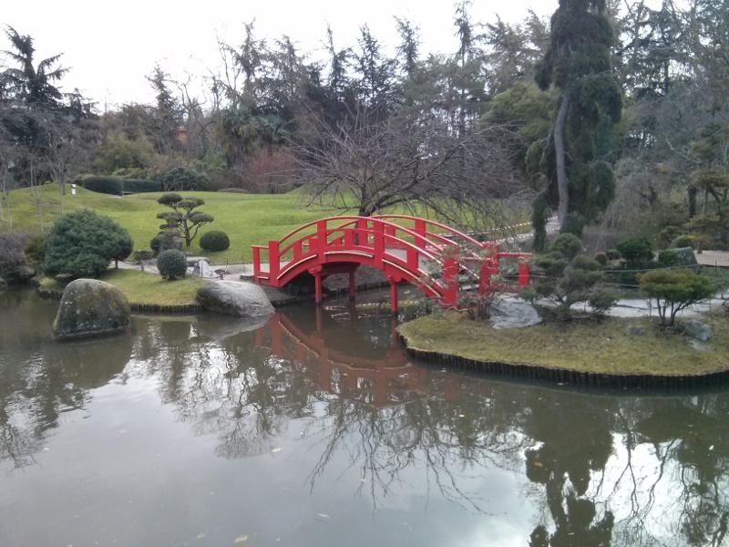 Incluye puente y ninjas, que claro, no podéis ver.