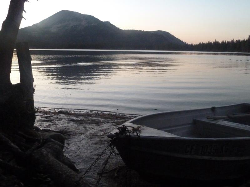 El lago Mary