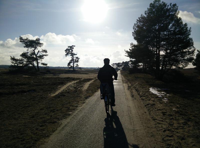 Born to be wild!! ¡Pedalea hacia el atardecer! (lo que en Holanda sucede como a las 14 de la tarde...)