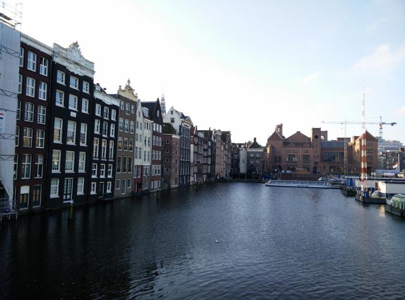 Un canal del todo inesperado en 'La (otra) Venecia del Norte'...